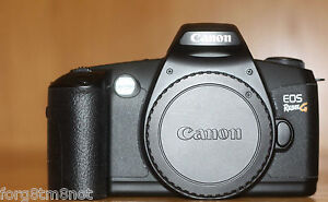 Canon EOS Rebel G 35mm SLR Film Camera Body + Film Roll - Fast Ship Stock#35