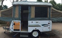 2002 jayco finch camper trailer Bullaburra Blue Mountains Preview