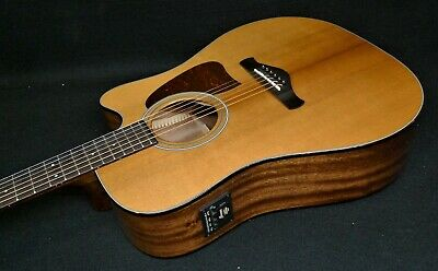 IBANEZ AVD9CE NT Artwood THERMO AGED Acoustic Electric Guitar solid SPRUCE top