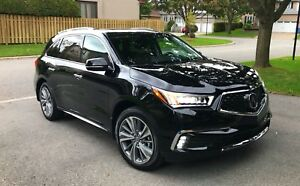 2017 Acura MDX Elite package