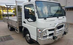 2014 Fuso Canter 515 Dropside Tray One Owner Noosaville Noosa Area Preview