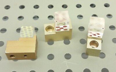 Thorlabs 12 Polarizing Beamsplitter Cube 900 1300nm W Laser Optic Mount