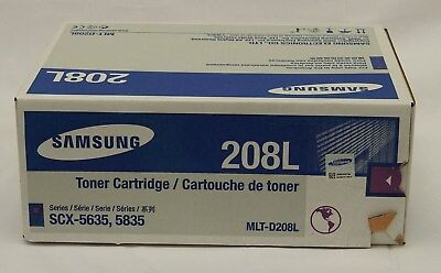 Used, Samsung MLT-D208L High Yield Toner/Drum Cartridge for sale  Shipping to India