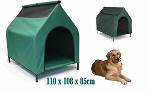 XLarge Elevated Pet House Dog Bed Raised Trampoline 110cm NEW Redcliffe Redcliffe Area Preview