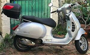2006 Vespa GTS250ie Neutral Bay North Sydney Area Preview