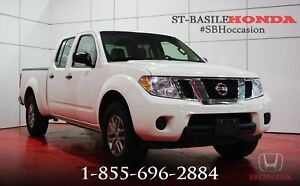 Nissan Frontier 2014 SV + A/C + CRUISE + 4X4 + WOW !