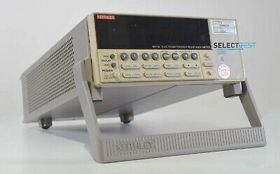 Keithley 6517a Calibrated Electrometer High Resistance Meter Look Ref 240g