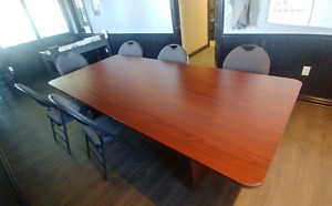8 Ft Boardroom Tables