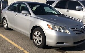 2008 Camry 4 cylinder (LE with leather)