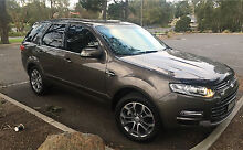 2012 Ford territory SZ titanium diesel 7 seater! Epping Whittlesea Area Preview