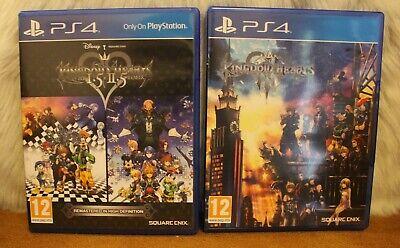 PS4 Kingdom Hearts Collection 1.5 2.5 HD Remix & 3 III
