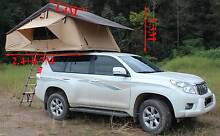 1.4Mx3.1M Roof top tent 4 WD Camper with 2M ladder Riverwood Canterbury Area Preview