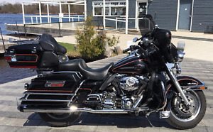 2008 Harley Ultra Classic,  loaded and mint cond.