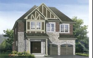 Oakville Brand New 4Bderom Detached house for rent