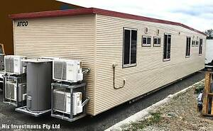 ATCO 4 person relocatable accommodation.2010 Donga.Top Condition! Coomera Gold Coast North Preview