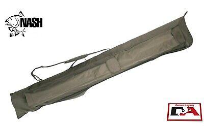 Nash KNX 3 Rod Holdall T4321 MEGA DEAL 3 Rod 12ft Padded Rod Holdall