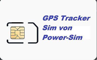 Prepaid Sim-Karte ✔ Für GPS Tracker, Alarmanlagen, Smartwatch ✔ 10 Euro Guthaben