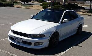 Galant VR4 - turbo, AWD, Brembos, GTR wheels, exhaust, coilovers Adelaide CBD Adelaide City Preview