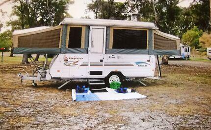 Awesome Jayco Eagle Outback In Hobart City TAS  Caravans  Gumtree Australia
