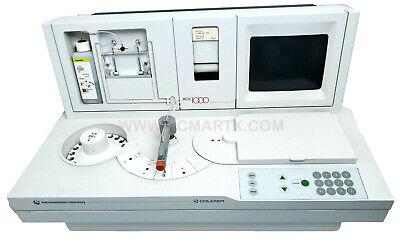 Instrumentation Laboratory Acl 1000 Coagulation Analyzer Laboratory Equipment