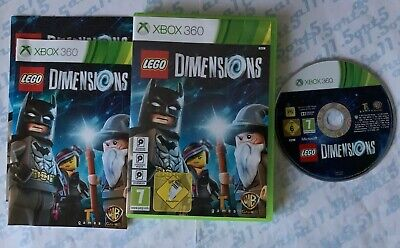 LEGO Dimensions - Xbox 360 Game - Complete - UK PAL - FREE PO