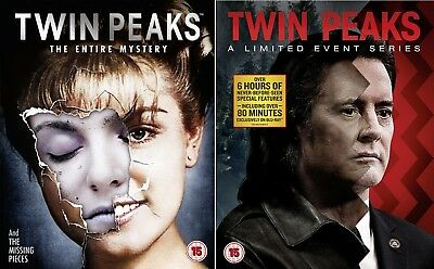 Twin Peaks BUNDLE: The Entire Mystery & The Event Series Blu-Ray Set BRAND (Ray Set)