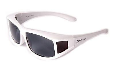 SONNENÜBERBRILLE Sonnenbrille über die Brille für Brillenträger: Polarisiert UV
