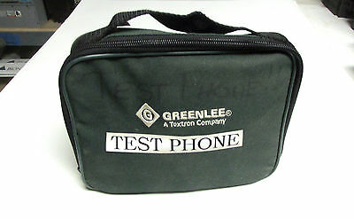 Greenlee Test Phone W Case Att Phone 210 .. Wp-0010