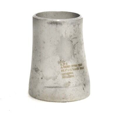 2 To 1.5 Stainless Steel Reducing Coupling Butt Weld
