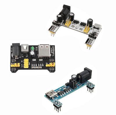 Mb102 Breadboard Power Supply Solderless Mini Usb 3.3v 5v Dc 7-12v Arduino Ass