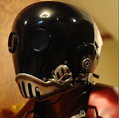Fine Resin Replica 1:1 Hellboy Kroenen Mask Prop Cosplay Decoration Halloween ()