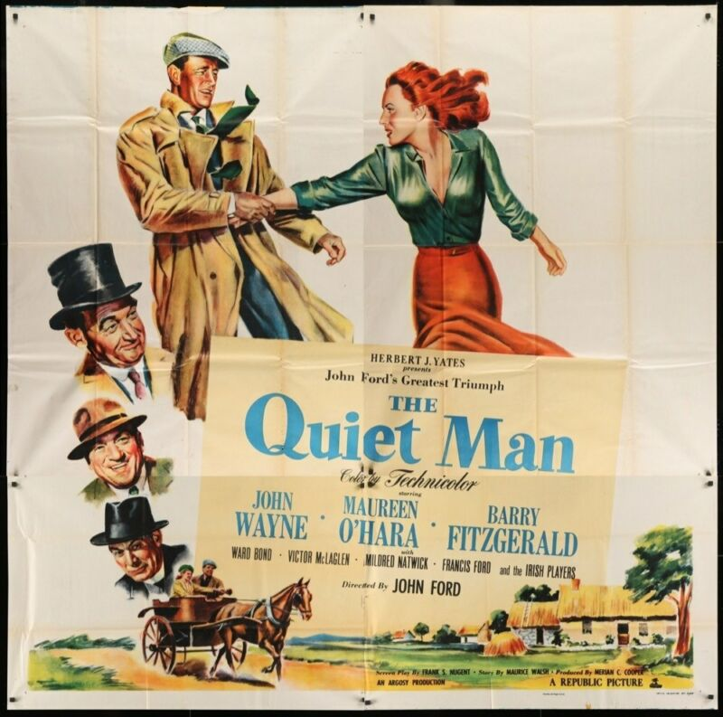 QUIET MAN, THE (1952) 28211