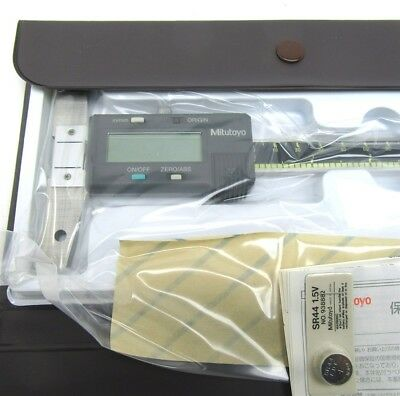 New Mitutoyo 571-213-10 0-120-300mm Digimatic Depth Gage