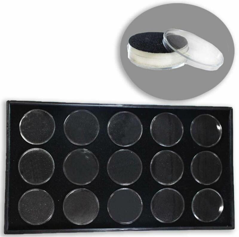 """Gem Jar Display Tray, 2"""" Diameter (Pack of: 1) - TJ05-13151"""