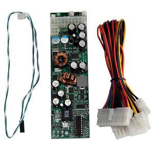 200w 8v 28v Mini Itx M2 Car Pc Dc Dc Atx Itps Psu Power