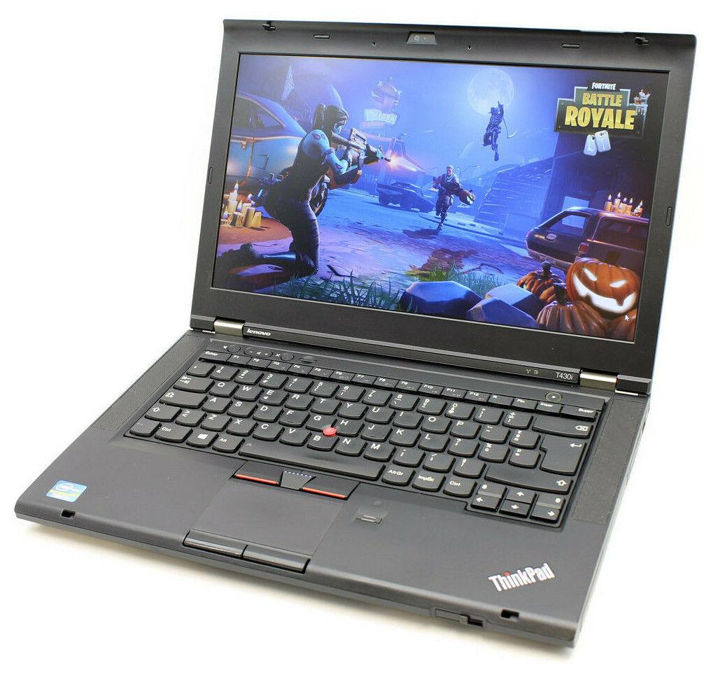 Laptop Windows - Windows 10 laptop Cheap Core i5 480gb SSD 8GB 16GB RAM ThinkPad latitude DVD