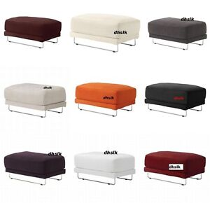 IKEA-TYLOSAND-Footstool-COVER-Slipcover-REPHULT-EVEROD-Kungsvik-ALL-COLORS