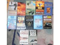 12 Paperback, Good condition