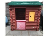 Little Tykes Log Cabin