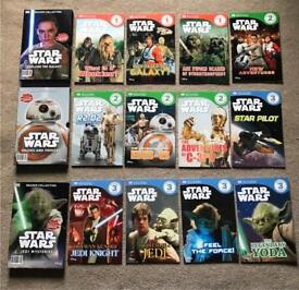 Star Wars early readers collection
