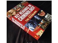 Key Readings in Criminology textbook