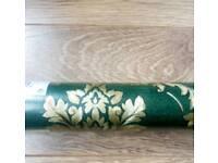 5 new rolls of wallpaper