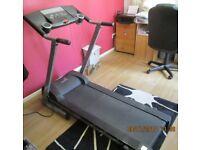 Roger Black Silver Treadmill