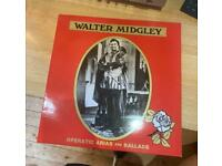 Walter Midgley operatic arias and ballads vinyl