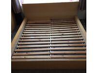 Super king size bed frame - Ikea Malm