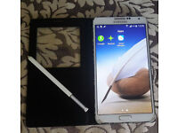 Samsung Note 3 32GB (Cracked Screen)