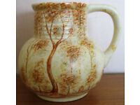 Jugs – Ceramic and glass £1.50 - £2.50 each