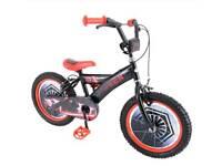 Boys 16 inch Star Wars Bike!