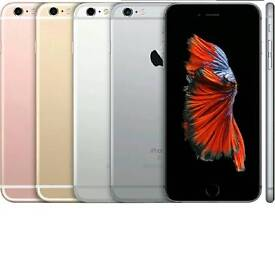 16gb Apple iPhone 6s EE,Virgin,Orange,T-Mobile All Colours Available Fully Boxed Up