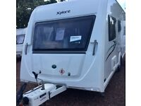 2014 Elddis Xplore 530 (3 Berth, Full End Washroom)